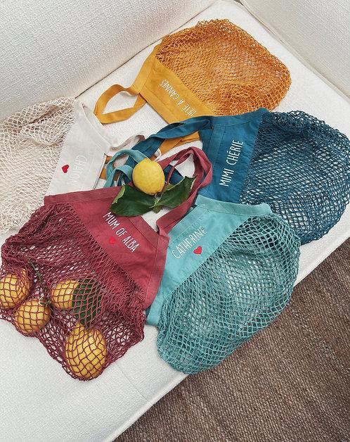Summer bag personnalisable