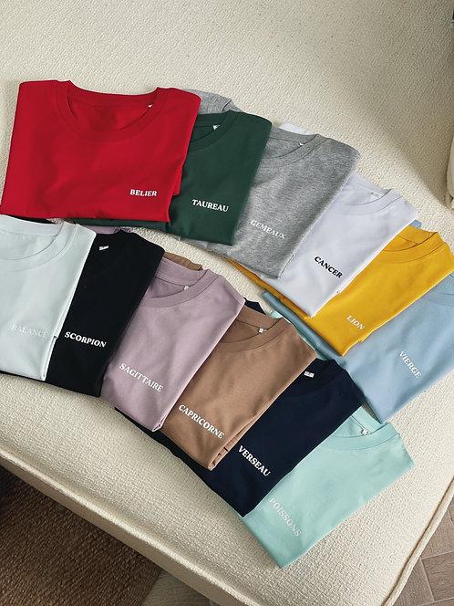 "Tshirt ""ASTRO"" unisexe (+ Couleurs)"