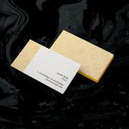 Matte Business Card - Gold