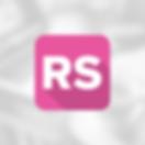 Beautiful Pink Logo Design