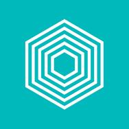 Geometric Shapes - Turquoise