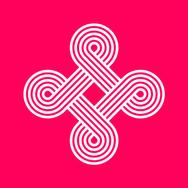 Geometric Shapes - Pink