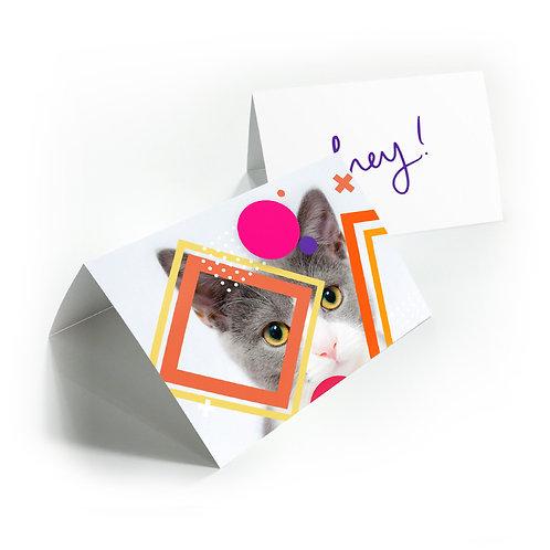 Matte Greeting Cards