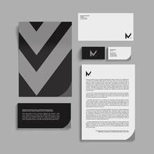 Collateral print design