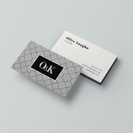 Cotton Business Card