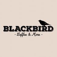 Coffee Company Logo - Black Bird