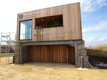 Spurn Discovery Centre Opens