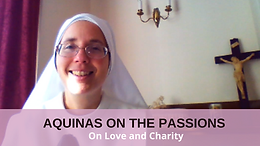 Lecture 2: On Love and Charity [ST I-II, qq. 26-28] Video