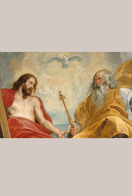 Introduction to the Trinity (Set of 12 MP3's) Audio