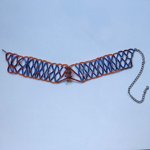 Snake Choker Necklace by Darcy Nicholson