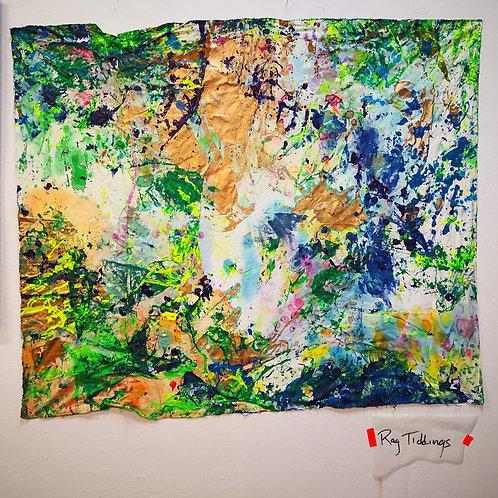 Rag Tiddings by Dorothy Vollendorf