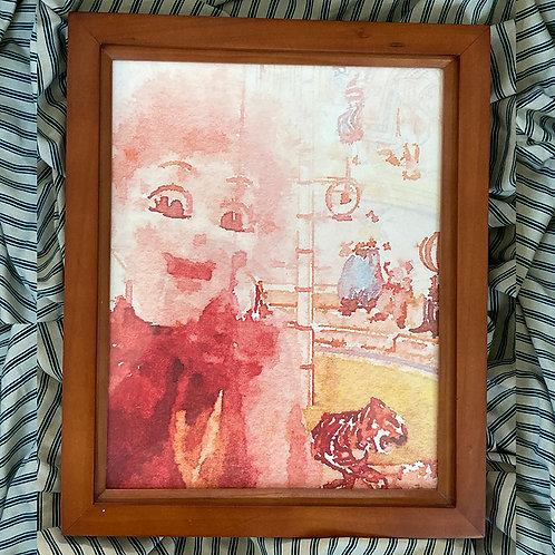 Circus memories by Daniel Franco