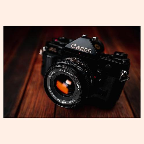 Canon A1 by AV