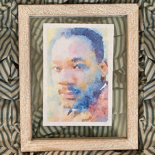 MLK Jr. by Daniel Franco