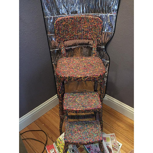 String Chair by Jamie