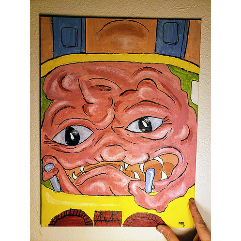 Krang by Melanie Murray
