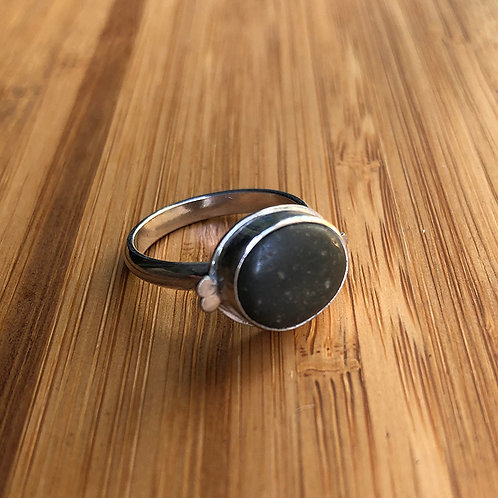 Pt. Reyes Pebble Ring by Jersey McDermott