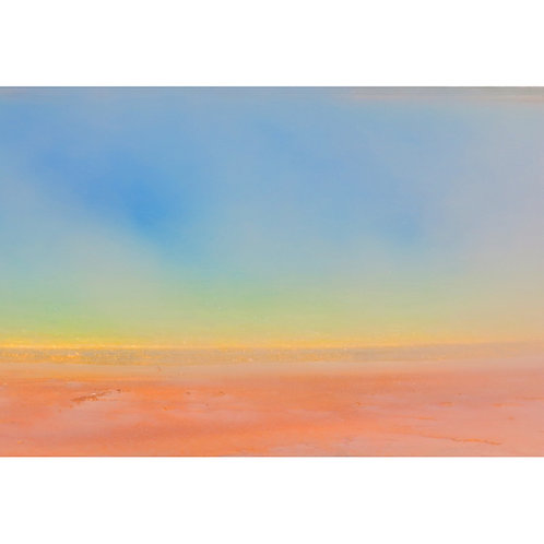 Homage to Rothko 2, Yellowstone Nat'l Park by Tom Adams