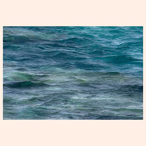 """WAVESCAPE GREAT BARRIER REEF, AUSTRALIA  by KAREN """"K.C."""" COHEN"""