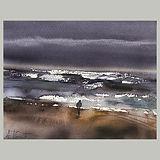 Andy Forrest Ocean Beach Nocturne.jpg