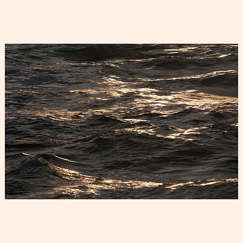 """DARK WAVESCAPE: MARTHAS VINEYARD  by KAREN """"K.C."""" COHEN"""