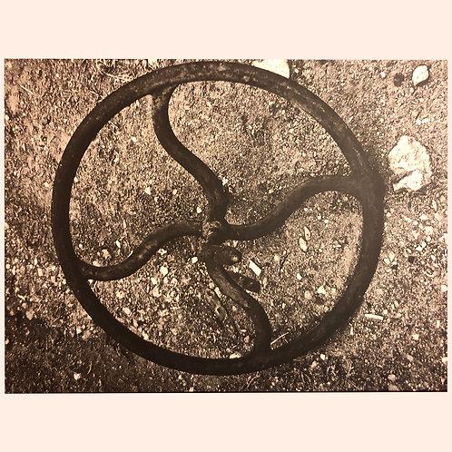 Hydrant wheel by Ryan Gerrish