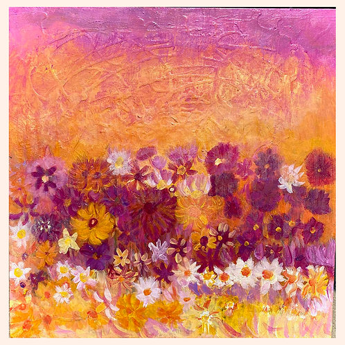 Wild Flowers by Sky Williams
