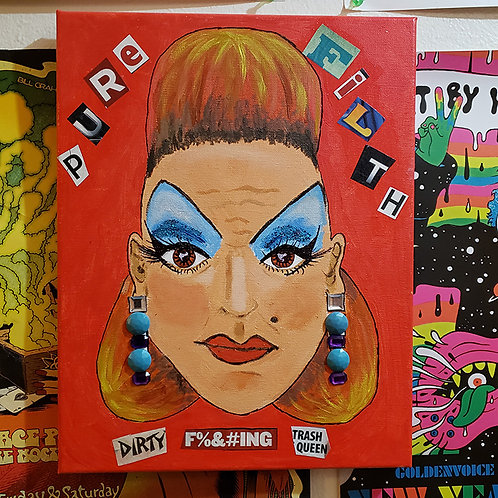 Filth is My Politics! by Melanie Murray