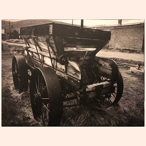 Wagon by Ryan Gerrish