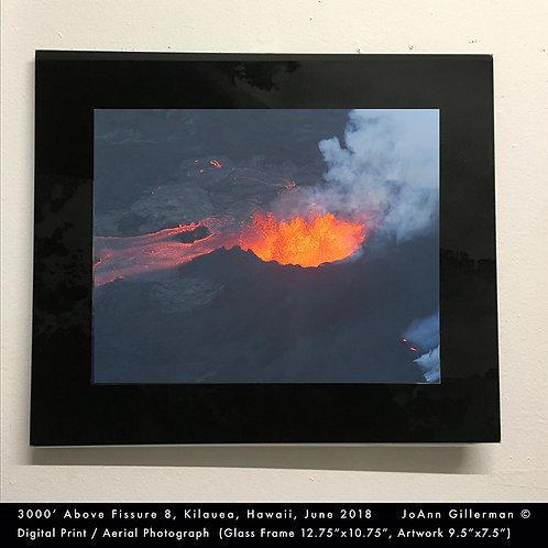 3000' Above Fissure 8 by JoAnn (Jody) Gillerman
