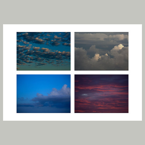 """Cloudscape by Karen """"K.C."""" Cohen"""