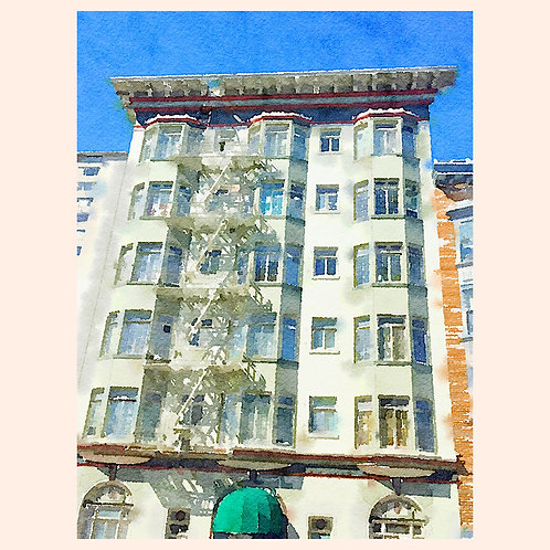 SF Apartment II by Daniel Franco