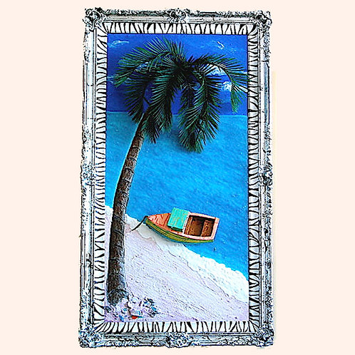 Jamaican Paradise by Randy Ottenberg