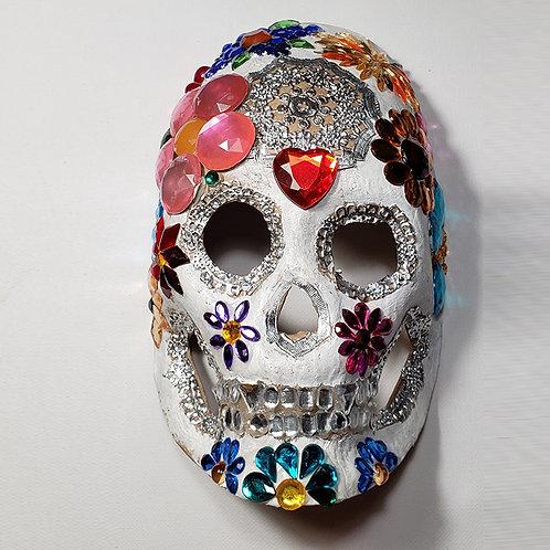 Death Mask by Melanie Murray
