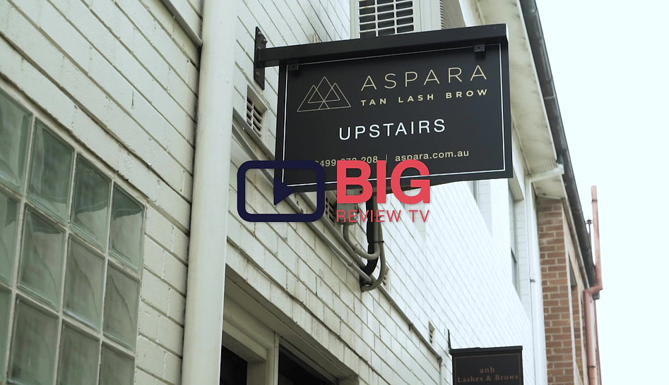 ASPARA Featured on Big Review TV