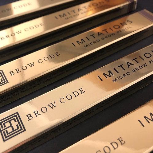 Brow Code Micro Brow Pencil