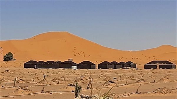 Campamento ROYAL - Nomad Palace