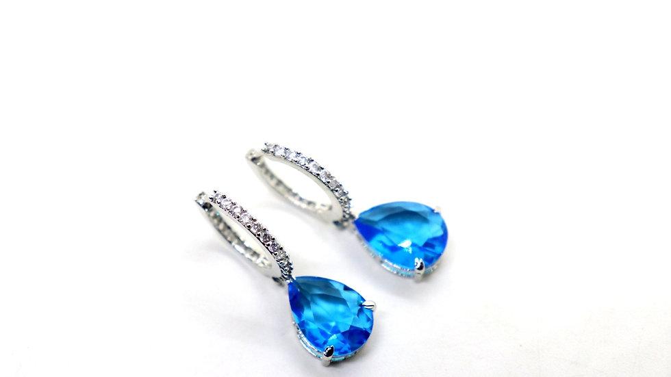 Small and beautiful American Diamond Earrings
