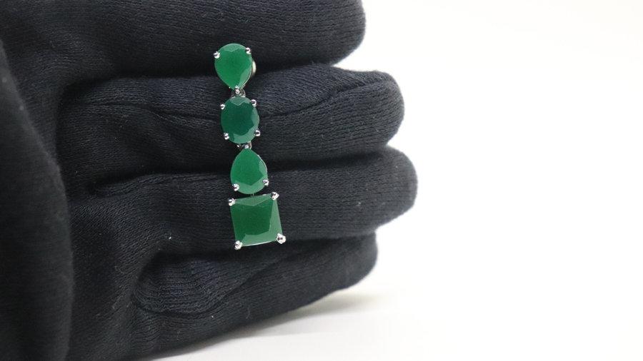 American diamond earring with warranty