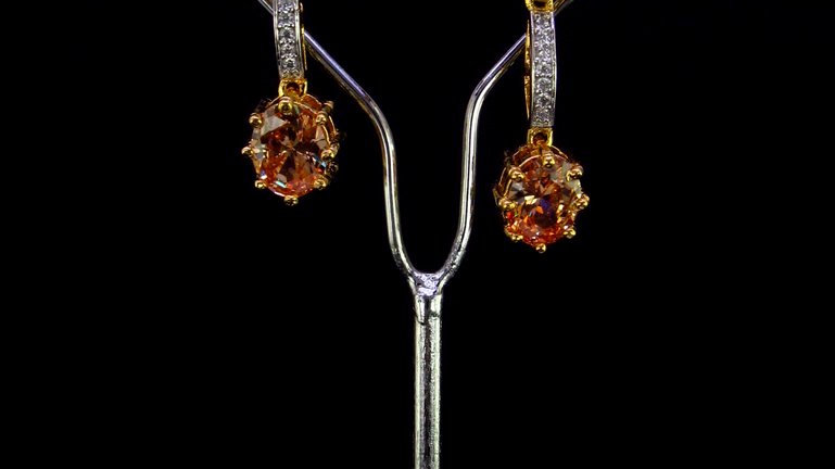 Buy this Pure Cubic Zircon(American Diamond) earringwith warranty