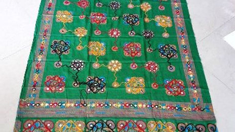 Kutch worked original Handworked Dupatta