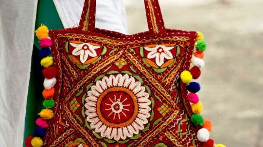 Buy this high class Original Handworked Bag ,original from Kutch,Gujarat