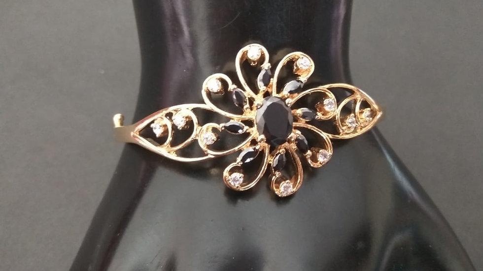 Beautiful American Diamond Kada,bracelet with warranty