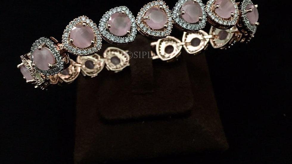 Premium quality American Diamond,Cubic Zircon Bracelet