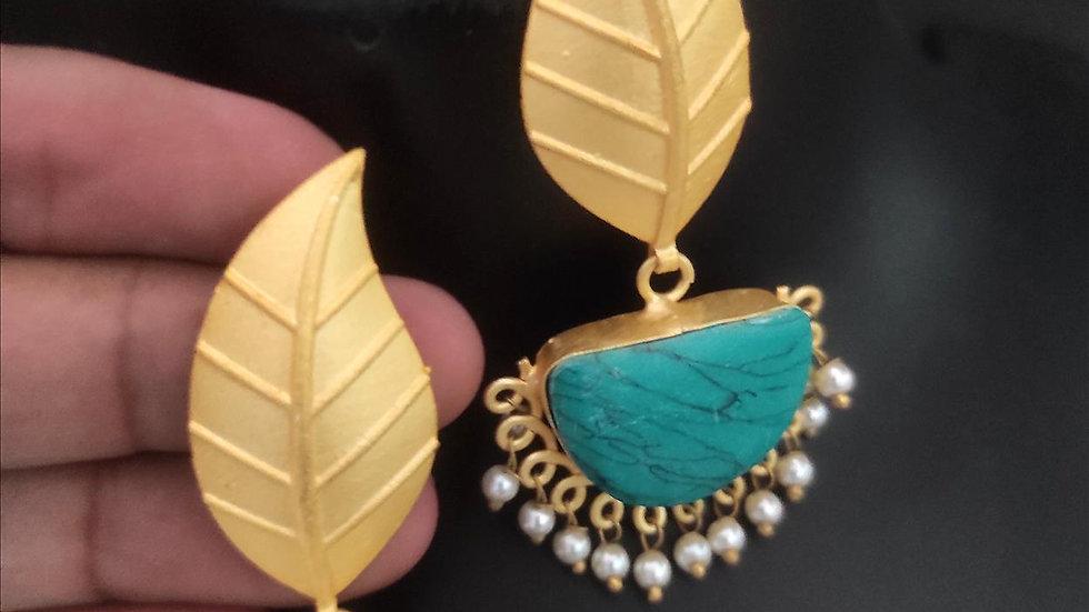Premium quality Brass Earring, high quality oxidized