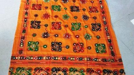 Kutch worked original Handworked Dupatta