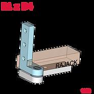 RAJACK B1xD4 Pivot