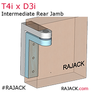 RAJACK Intermediate Hinge