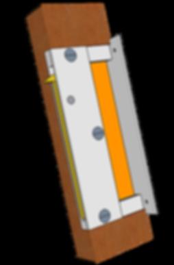 FE158 Edge Pull