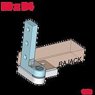 RAJACK B8xD4 Pivot